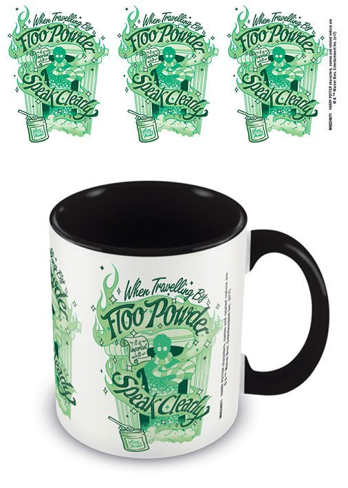 Harry Potter Coloured Inner Mug Floo Powder