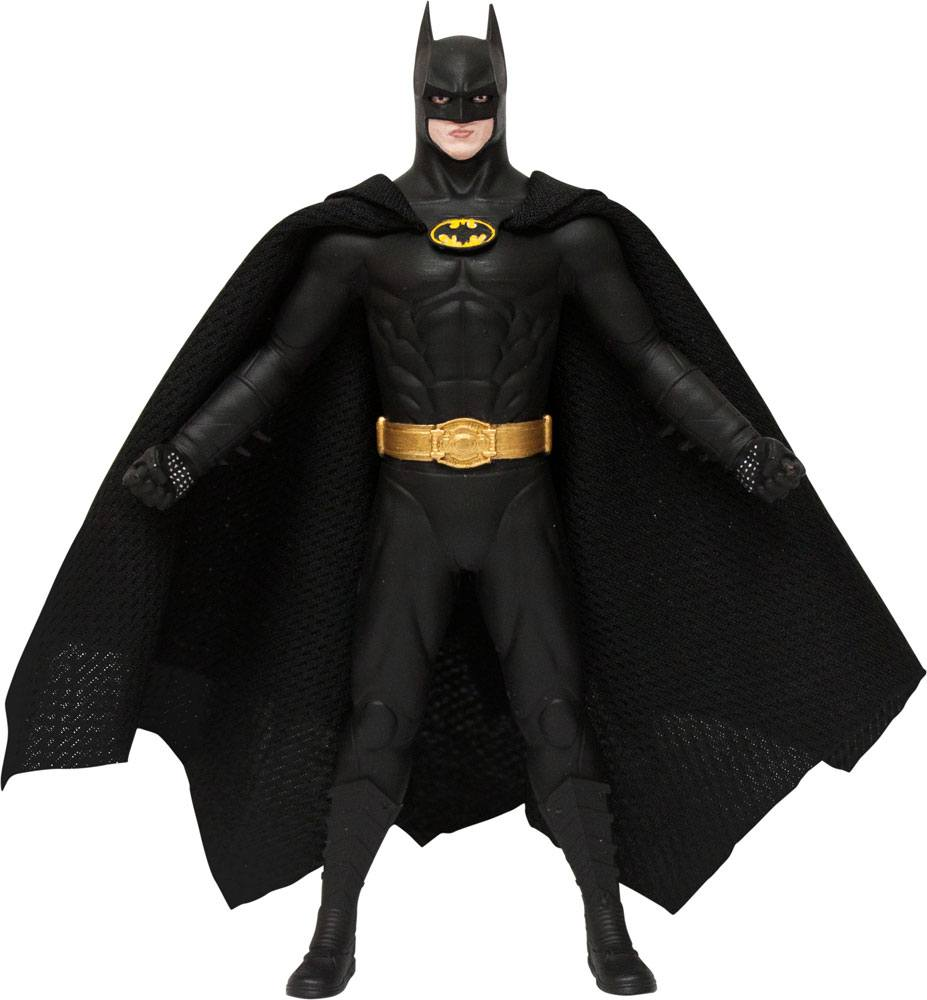 Batman 1989 Bendable Figure Michael Keaton 14 cm