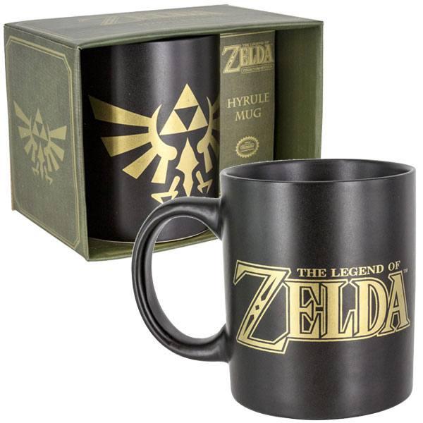 Legend of Zelda Mug Hyrule Wingcrest