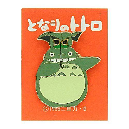 My Neighbor Totoro Pin Badge Big Totoro