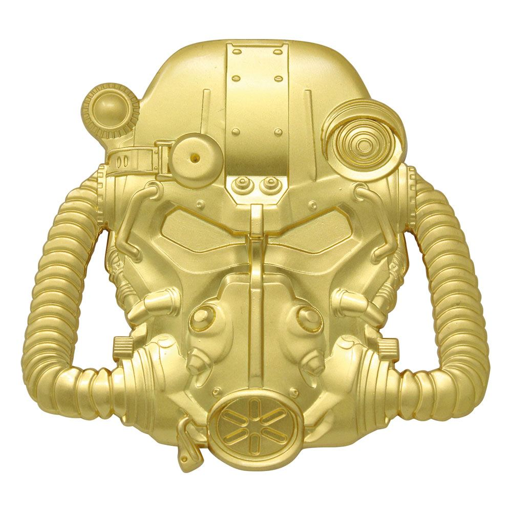 Fallout XL Premium Pin Badge (gold plated)