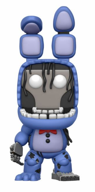 Five Nights at Freddy's POP! Games Vinyl Figure Withered Bonnie 9 cm