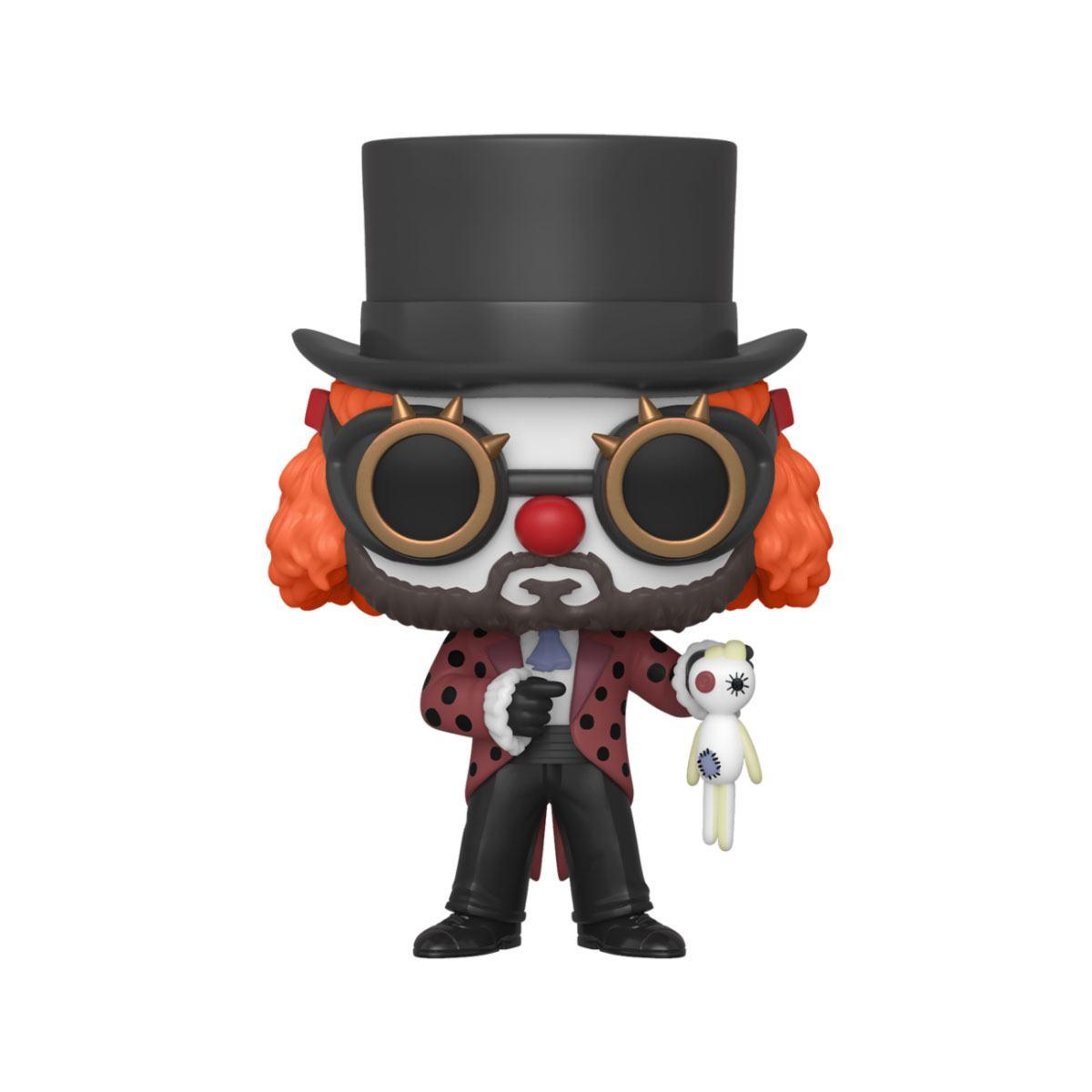 Money Heist POP! TV Vinyl Figure Professor O Clown 9 cm