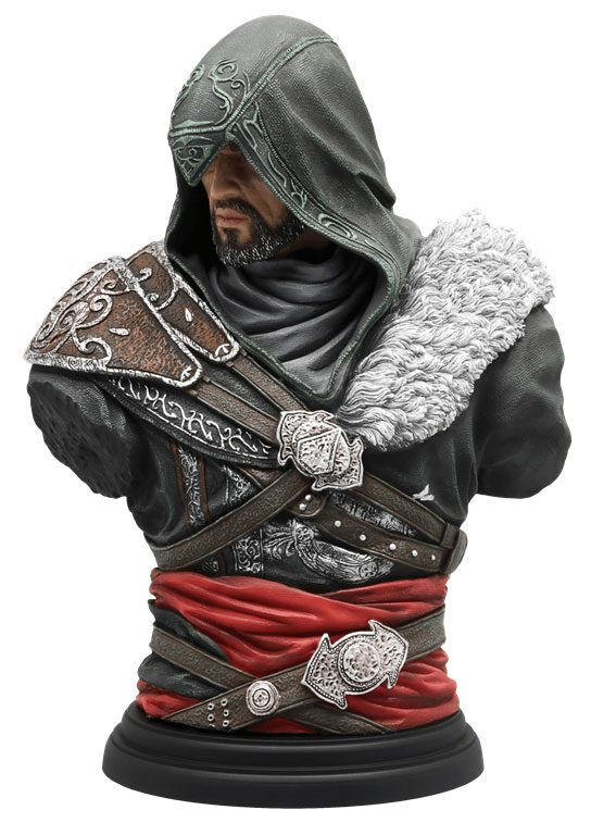 Assassin's Creed Legacy Collection Statue Ezio Mentor 19 cm