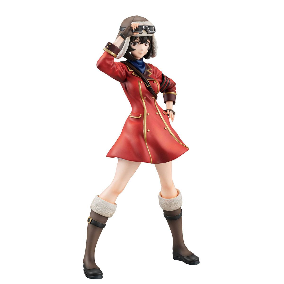 The Kotobuki Squadron in The Wilderness Gals PVC Statue Kylie 21 cm