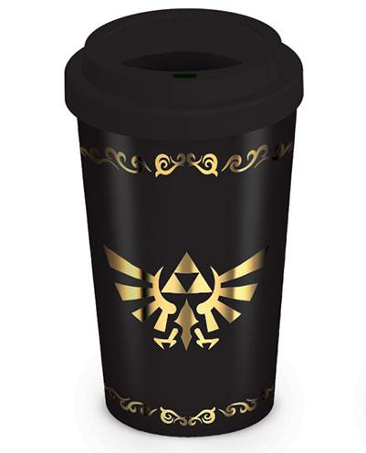 The Legend of Zelda Travel Mug Triforce