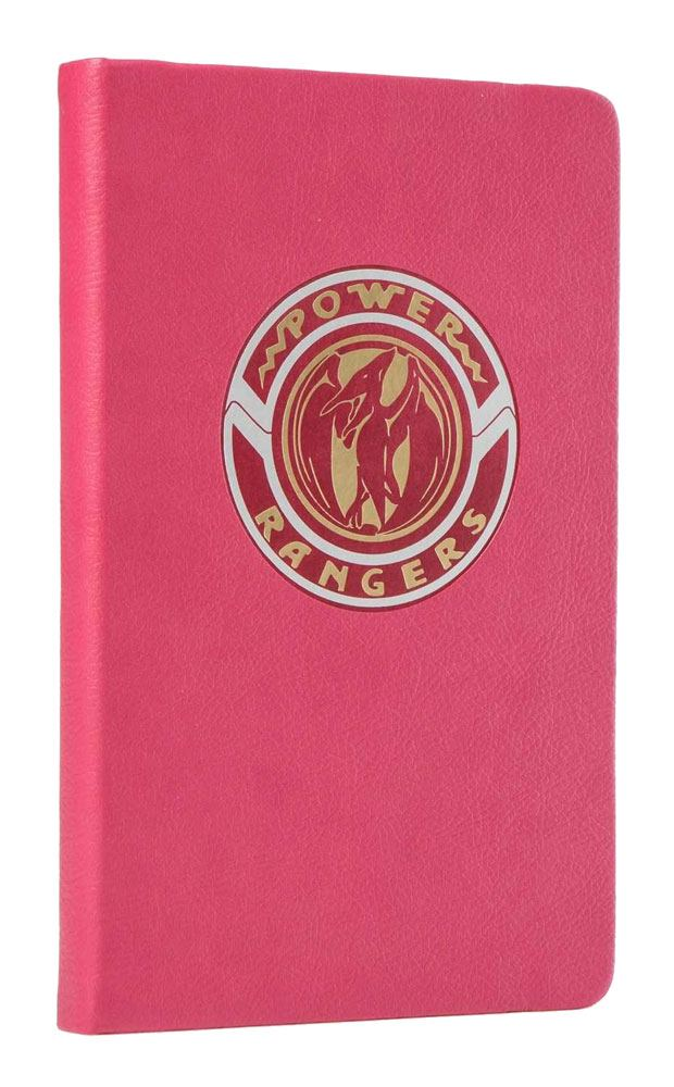 Power Rangers Hardcover Ruled Journal Pink Ranger