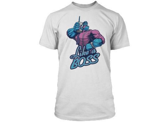 League of Legends Premium T-Shirt Corporate Mundo Size M