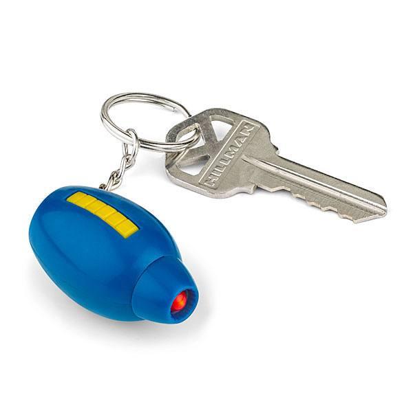 MegaMan Light-Up Keychain Mega Buster 4 cm