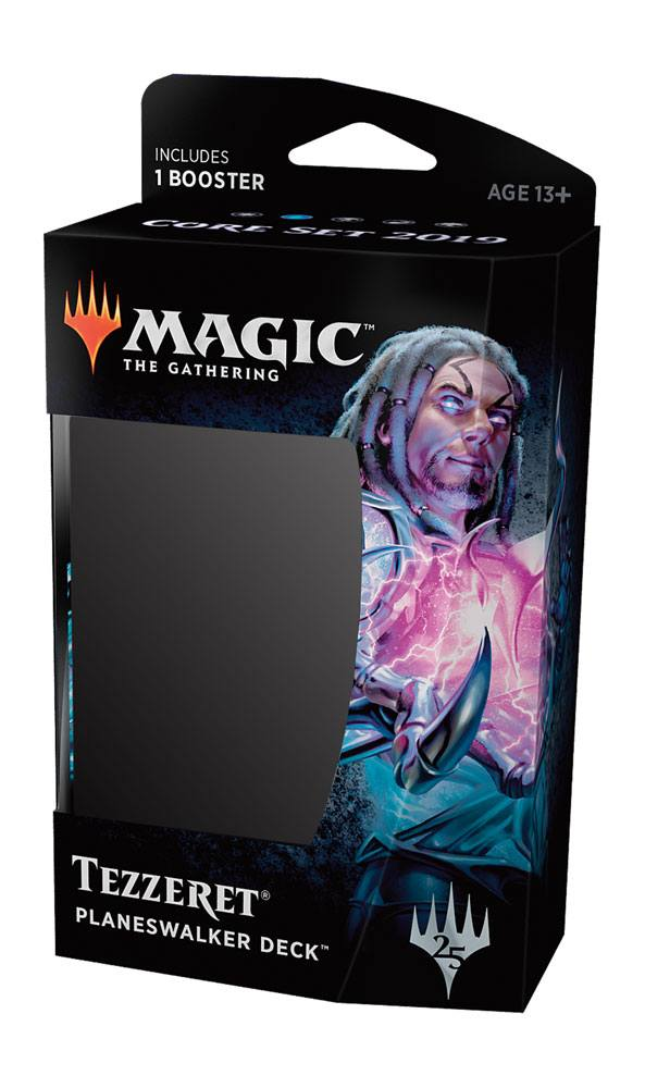 Magic the Gathering Édition de Base 2019 Planeswalker Decks Display (10) french