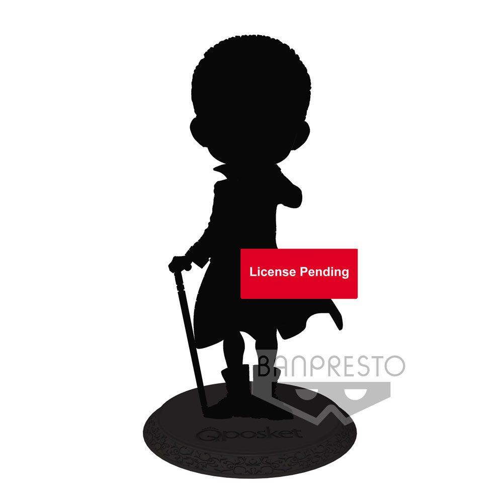 Suicide Squad Q Posket Mini Figure Joker B Special Color Version 14 cm