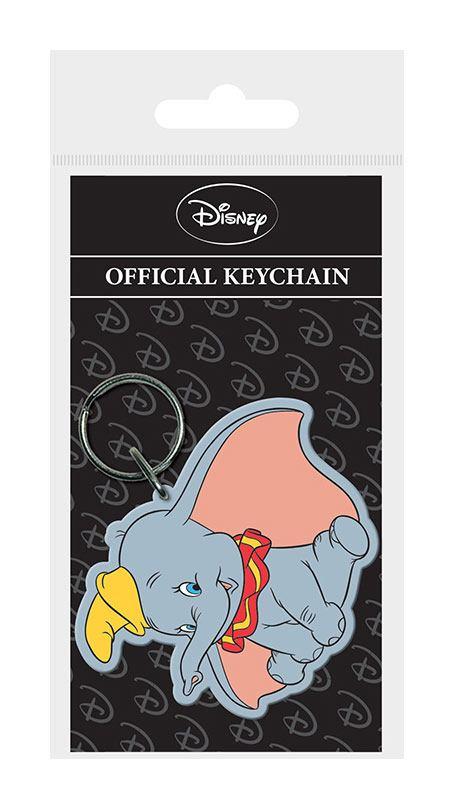 Dumbo Rubber Keychain Dumbo 6 cm