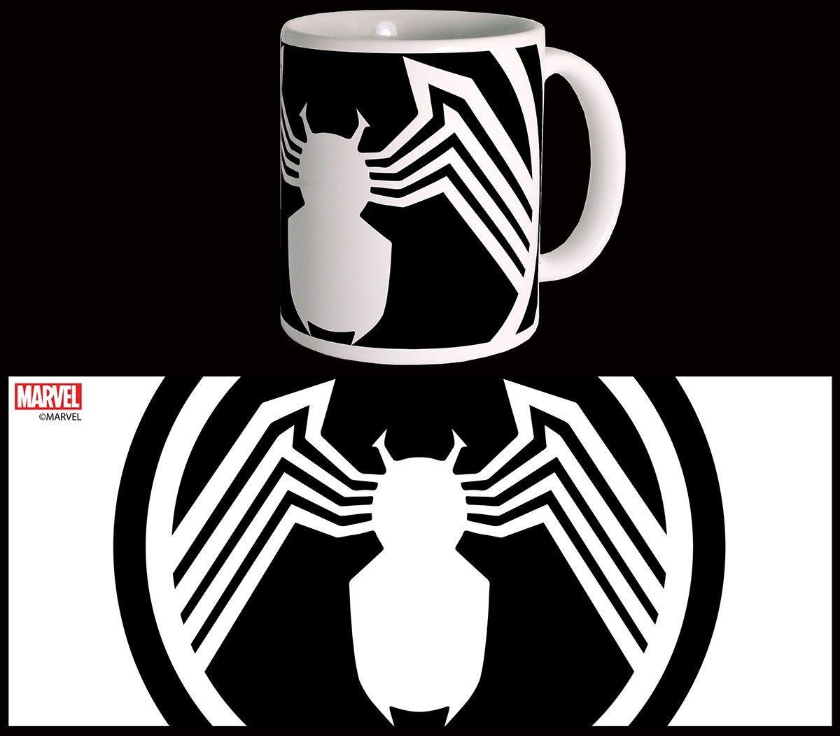 Venom Mug Logo