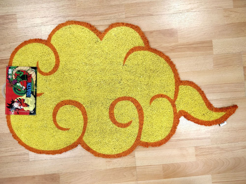 Dragonball Doormat Flying Nimbus 43 x 72 cm