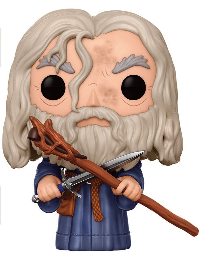 Lord of the Rings POP! Movies Vinyl Figure Gandalf 9 cm