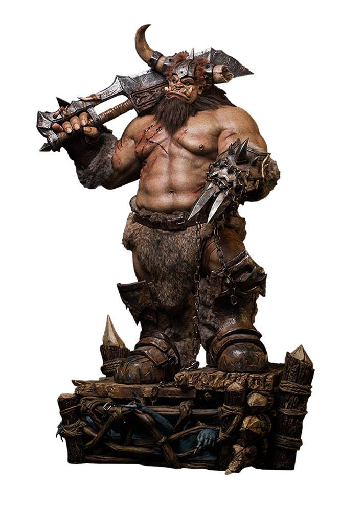 Warcraft Epic Series Premium Statue Dark Scar 77 cm