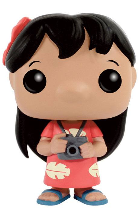 Lilo & Stitch POP! Vinyl Figure Lilo 9 cm
