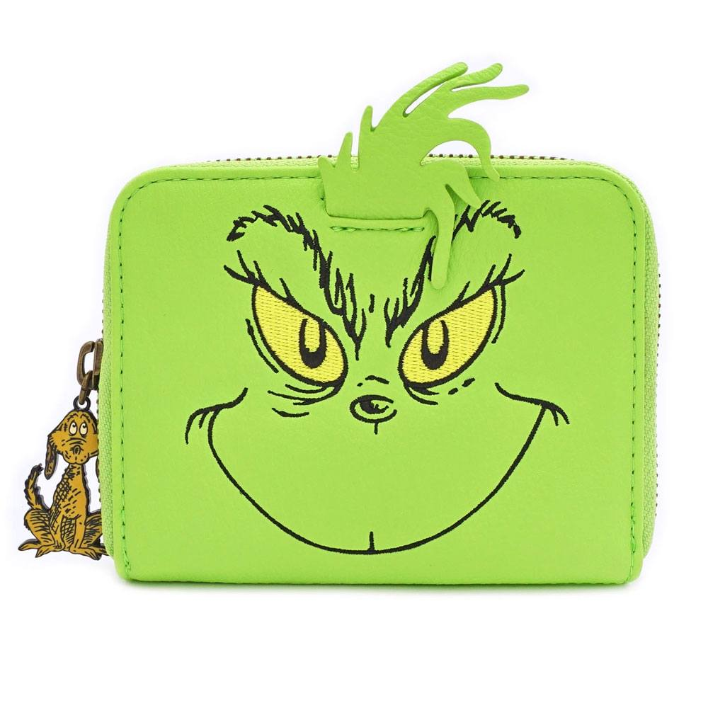 Dr. Seuss by Loungefly Wallet The Grinch Cosplay