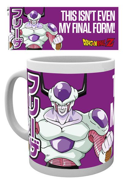 Dragonball Z Mug Frieza