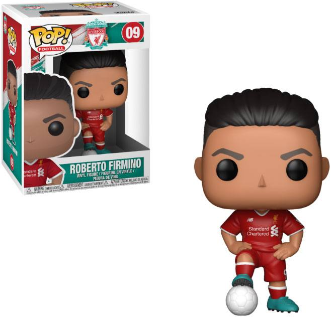 EPL POP! Football Vinyl Figure Roberto Firmino (Liverpool) 9 cm