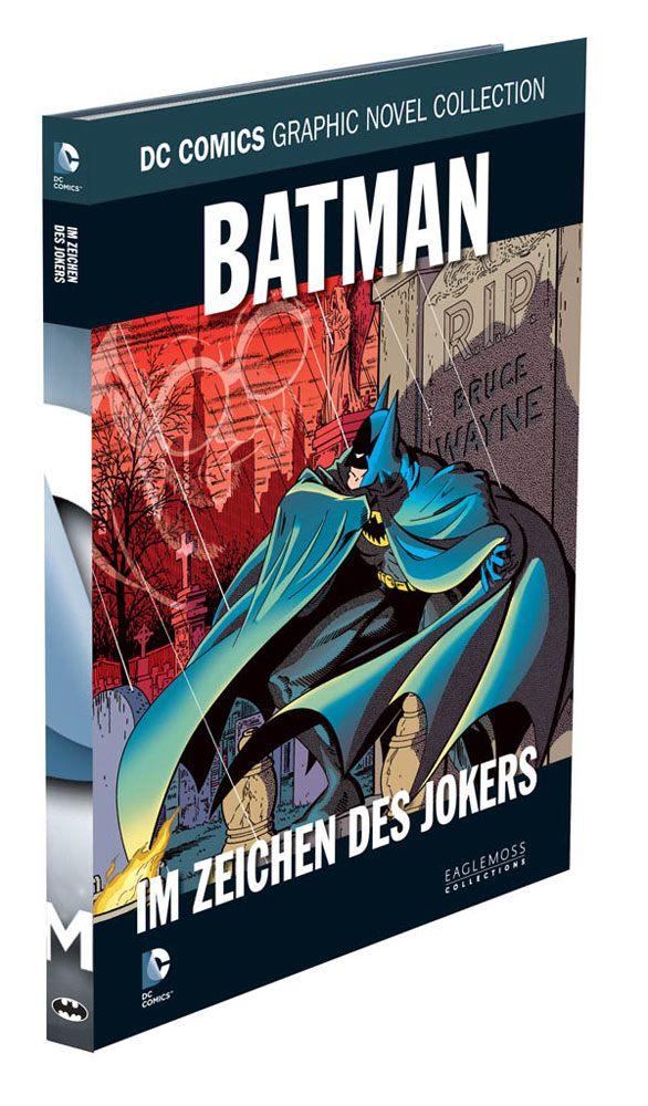 DC Comics Graphic Novel Collection #34 Batman: Im Zeichen Des Jokers Case (12) *German Version*