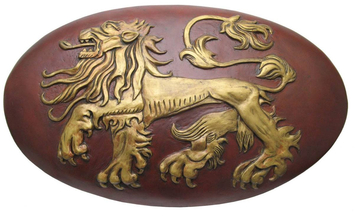 Game of Thrones Replica 1/1 Lannister Shield