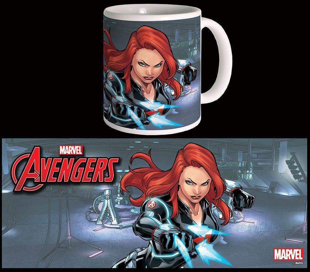 Avengers Mug Black Widow