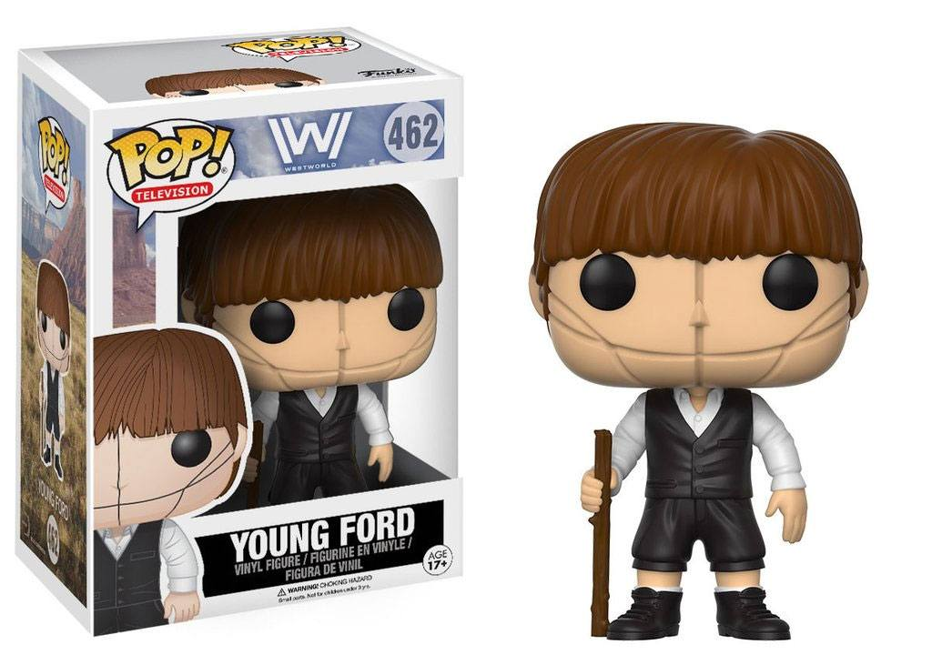 Westworld POP! Television Vinyl Figure Young Ford 9 cm