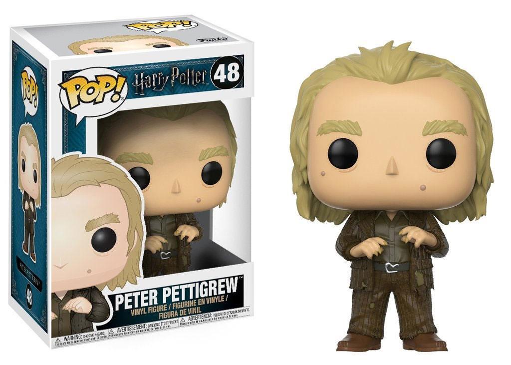 Harry Potter POP! Movies Vinyl Figure Peter Pettigrew 9 cm
