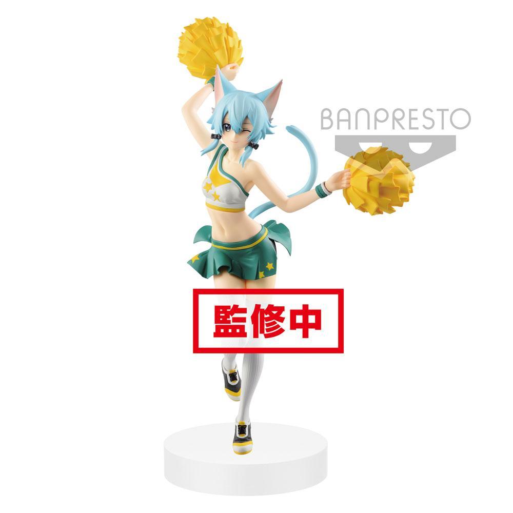 Sword Art Online Memory Defrag EXQ PVC Statue Sinon 23 cm