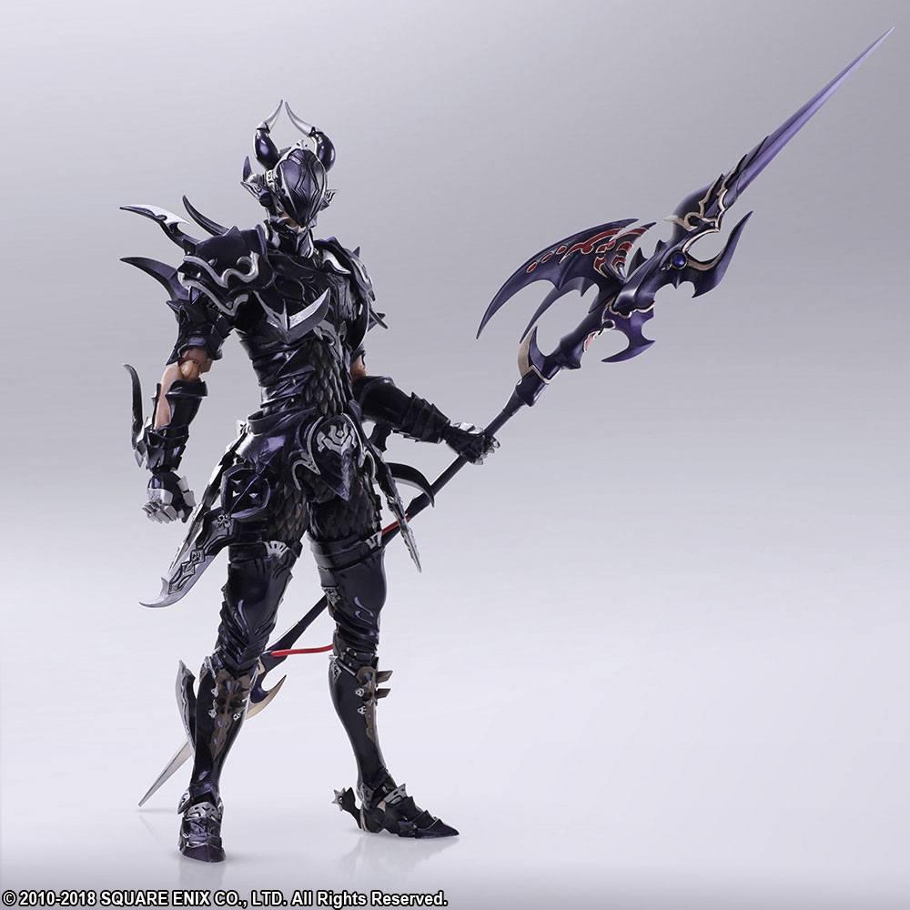 Final Fantasy XIV Bring Arts Action Figure Estinien 18 cm