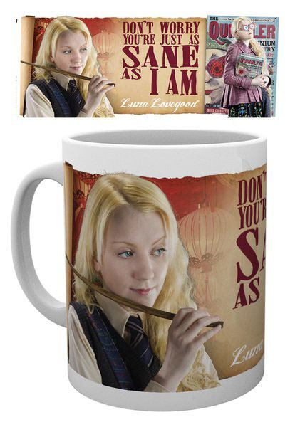 Harry Potter Mug Luna