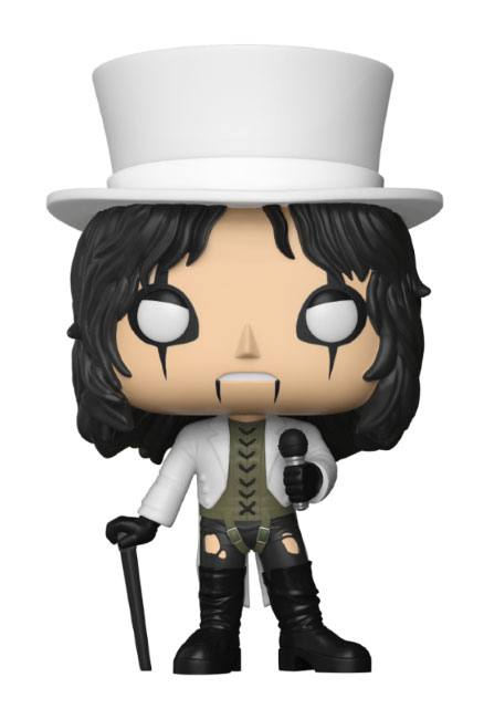Alice Cooper POP! Rocks Vinyl Figure Alice Cooper 9 cm