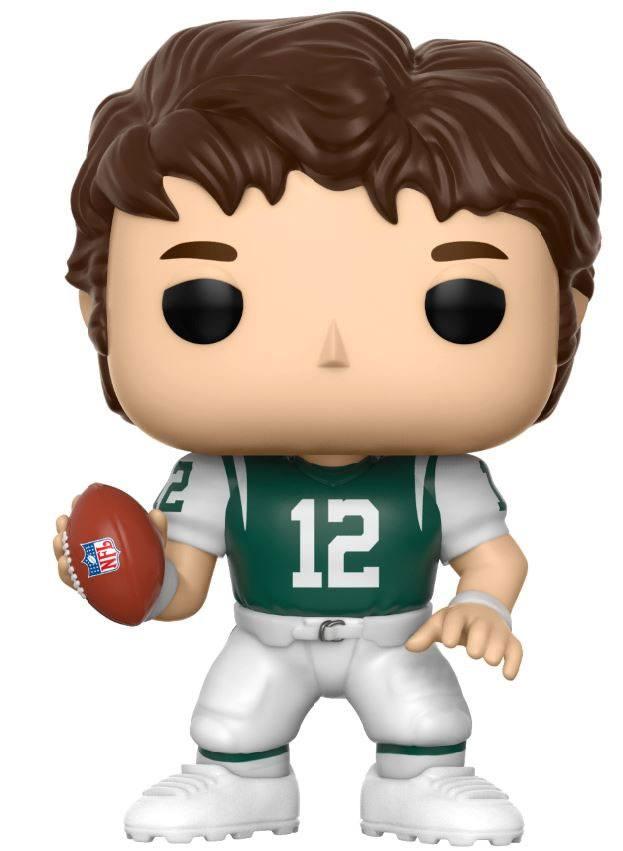NFL POP! Football Vinyl Figure Joe Namath (New York Jets) 9 cm