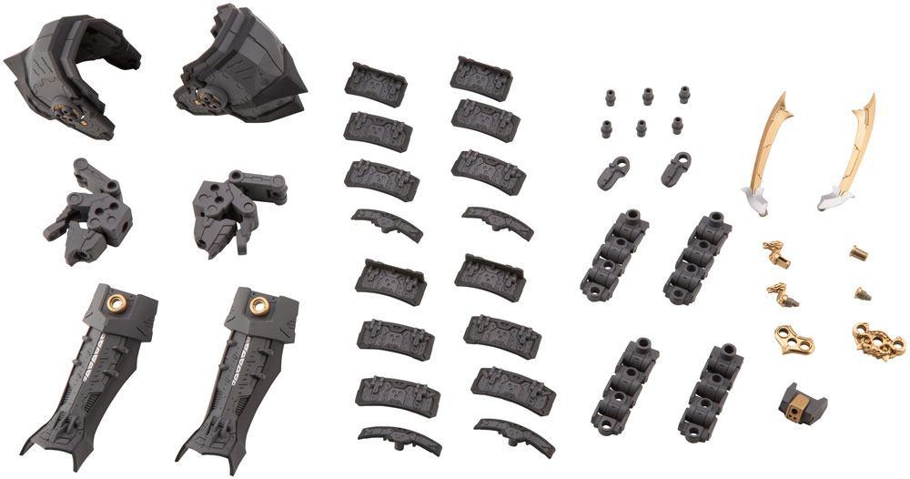 Kotobukiya M.S.G. Model Kit Accesoory Set Expansion Armor Type F Mecha Supply23 6 cm