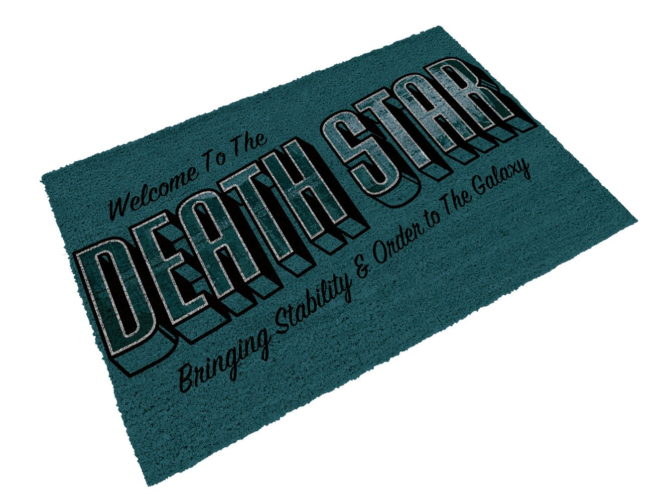 Star Wars Doormat Welcome To The Death Star 43 x 72 cm