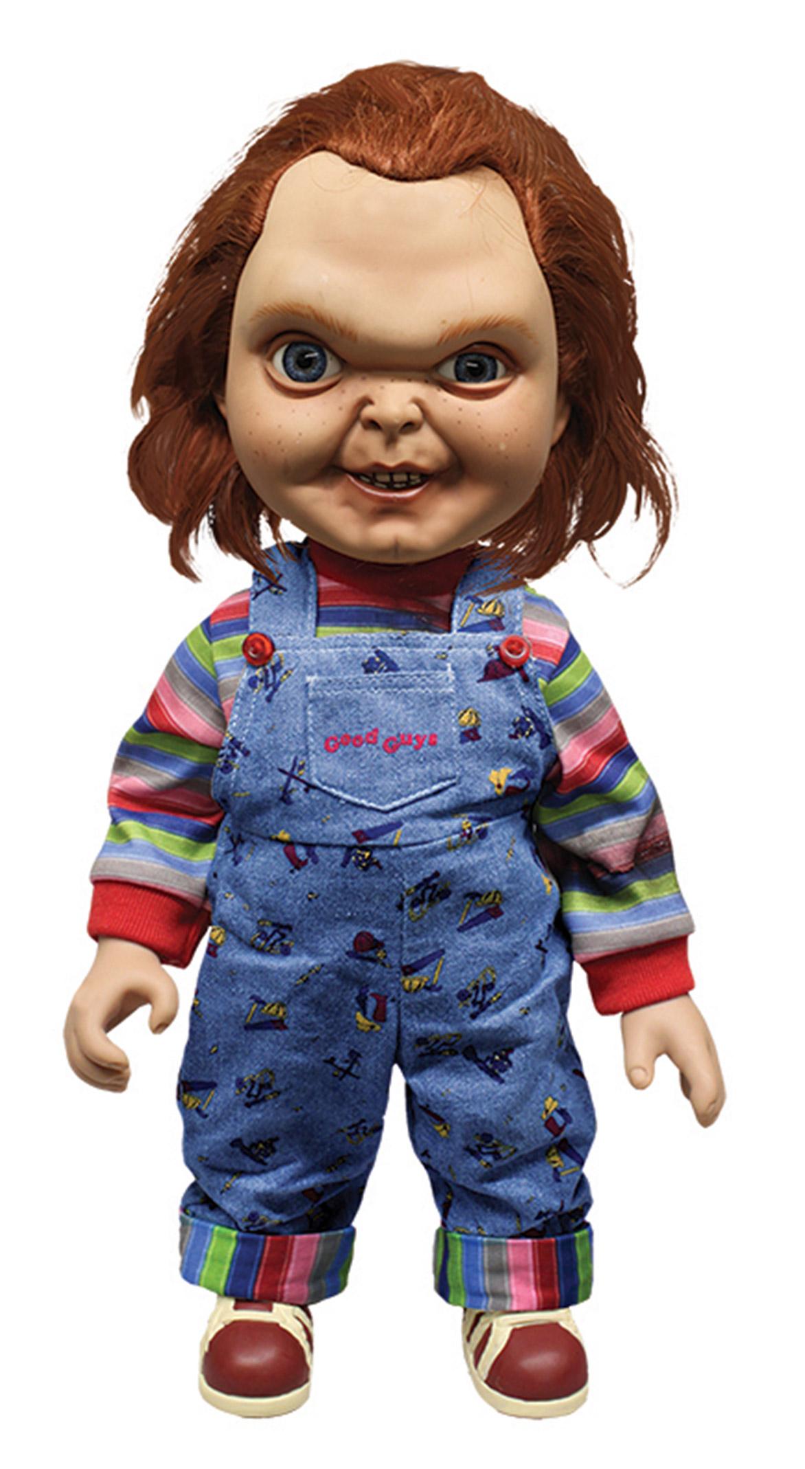 Child´s Play Talking Sneering Chucky 38 cm