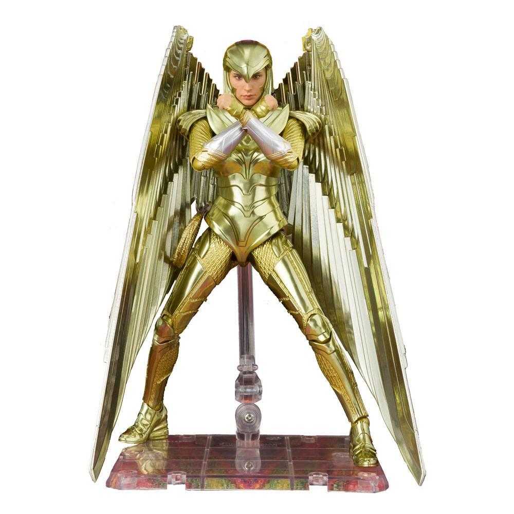 Wonder Woman 1984 S.H. Figuarts Action Figure Wonder Woman Golden Armor 15 cm