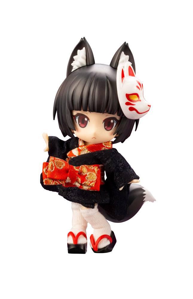 Cu-Poche: Friends Action Figure Black Fox Spirit 13 cm