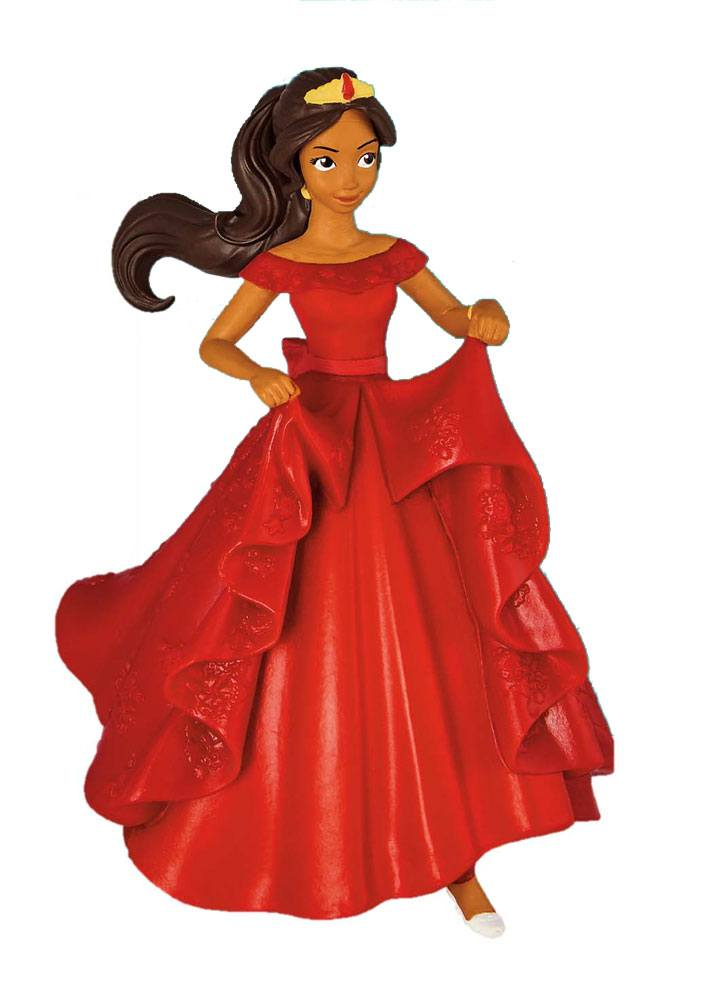 Elena of Avalor Figure Elena in Ball Gown 10 cm