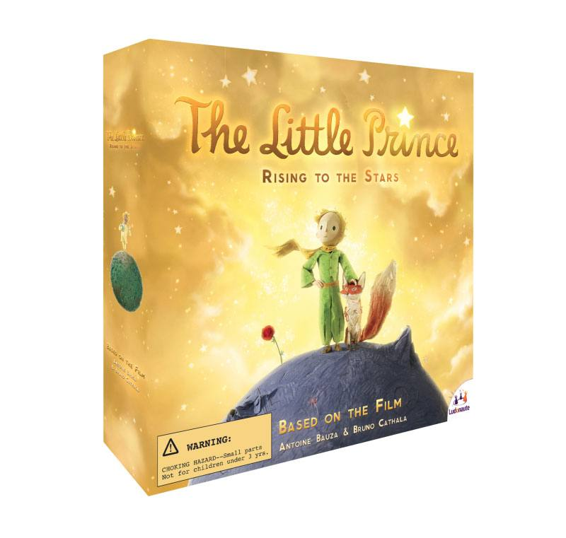 The Little Prince: Rising to the Stars Board Game *English Version*