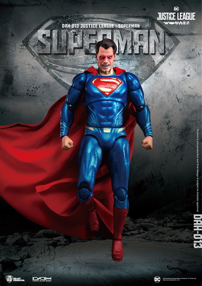 Justice League Dynamic 8ction Heroes Action Figure 1/9 Superman 20 cm