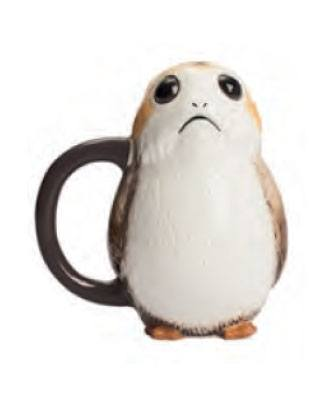 Star Wars Episode VIII 3D Mug Porg