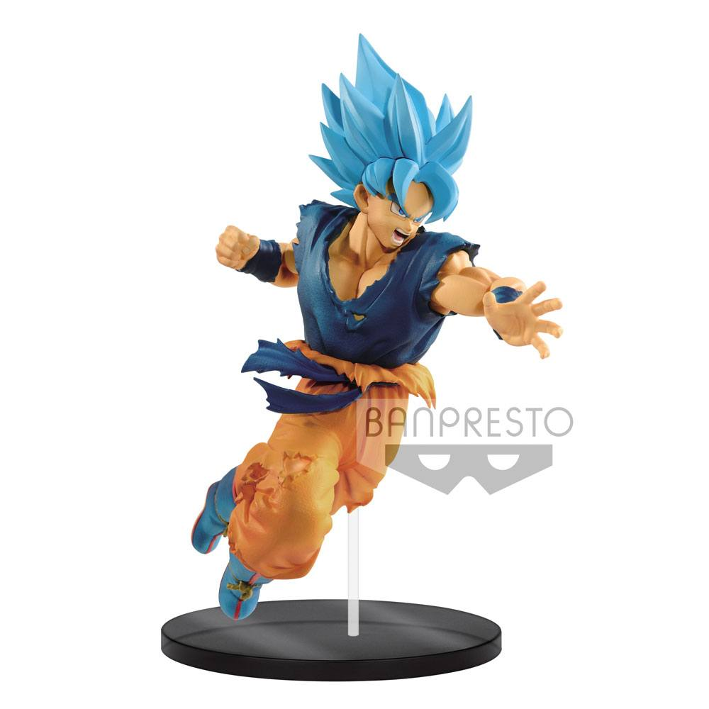 Dragonball Super Movie Ultimate Soldiers Figure Super Saiyan God Super Saiyan Son Goku 20 cm