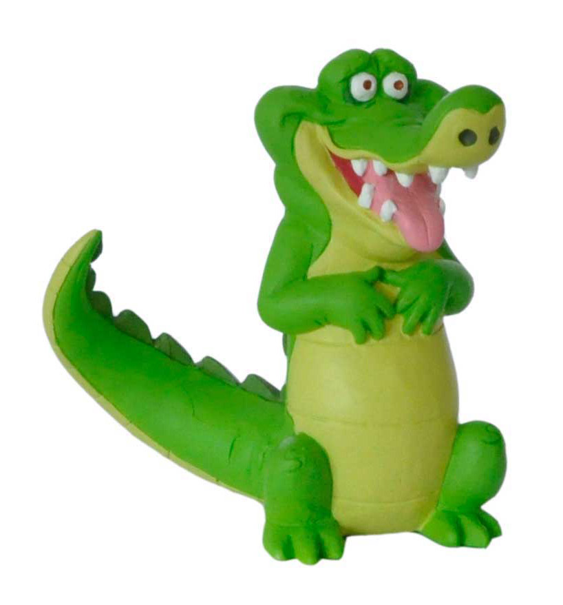 Jake and the Never Land Pirates Figure Tic Toc Croc 7 cm