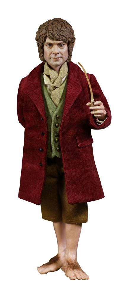 The Hobbit An Unexpected Journey Action Figure 1/6 Bilbo Baggins 20 cm