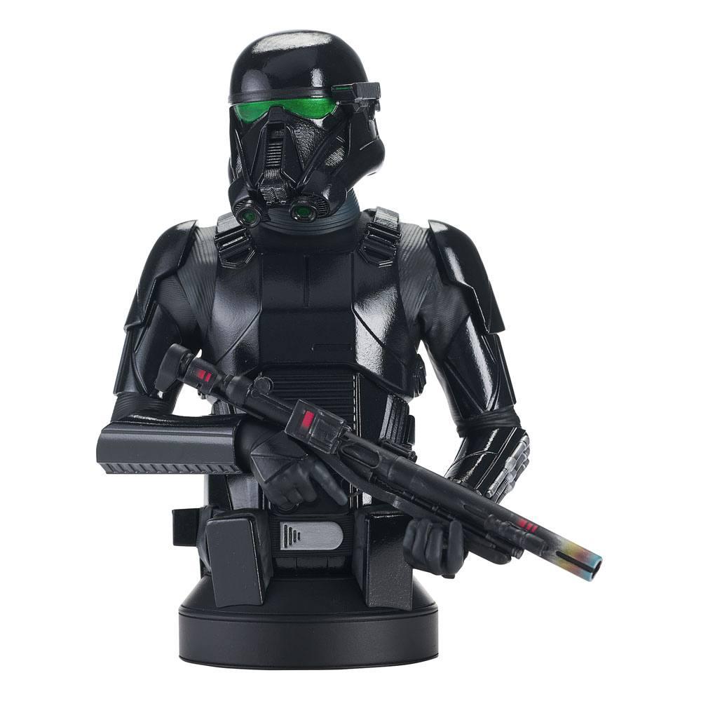 Star Wars Bust 1/6 Mandalorian Death Trooper 18 cm