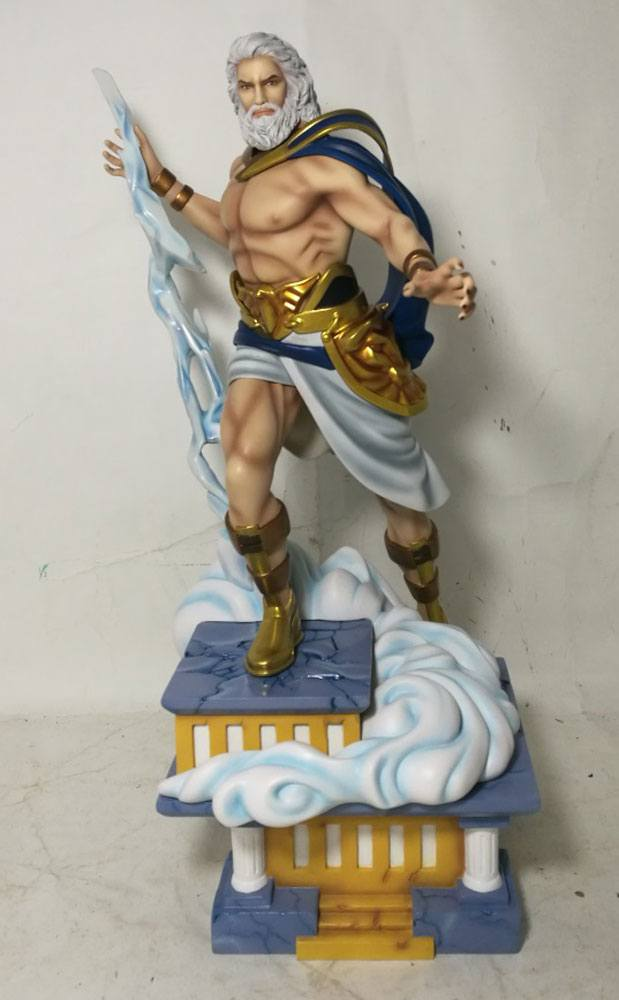 Fantasy Figure Gallery Greek Mythology Collection Statue 1/6 Zeus (Wei Ho) 38 cm