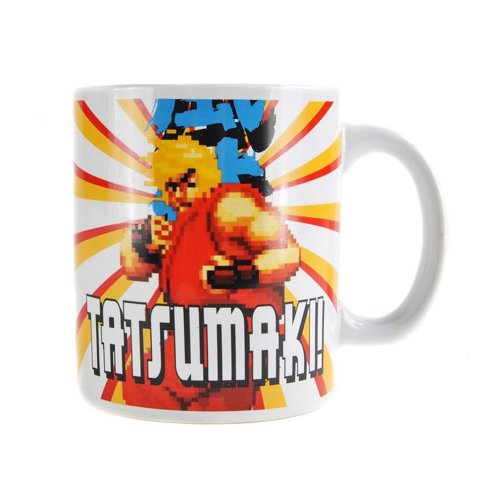 Street Fighter Mug Ken