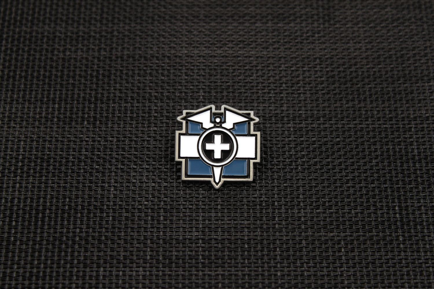 Six Collection Pin Badge Operator Icon Doc